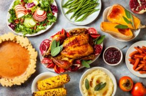 tips for a healthy thanksgiving dinner